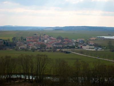 Village along the Meuse