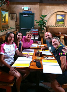 Lunch at Big Sky in San Luis Obispo