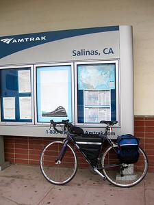 Easy bus ride to Salinas