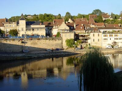 View of Le Bugue