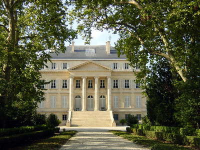 Famous Chateau Margaux. http://www.champagneswines.com/wine/margaux.htm
