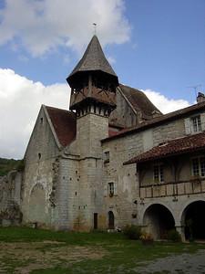 Espagnac-Ste Eulalie (a stage for pilgrims walking St Jacques de Compostelle)