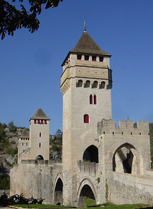 Cahors (Pont Valentre)