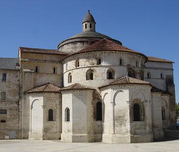 Abbaye Ste Marie (Souillac)