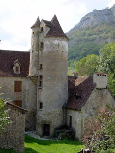 Tower in Autoire