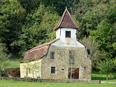 Pretty barn