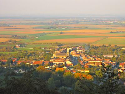 Biking in Lorraine