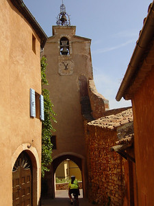 Church in Roussillon