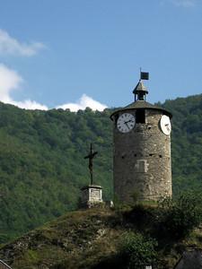 The Castella in Tarascon sur Ariege.