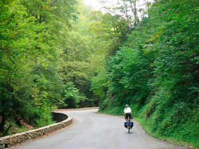 Steep climb to the Col de Portet d'Aspet  http://en.wikipedia.org/wiki/Col_de_Portet_d'Aspet