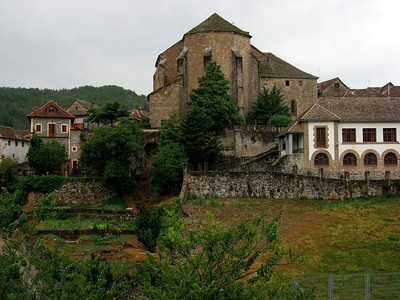 Cathedral in Anso