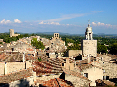 Roofs of Cucuron