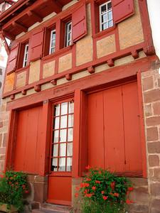Old house (built in 1510) in St Jean Pied de Port