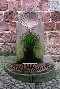 Fountain (St Jacques de Compostelle)