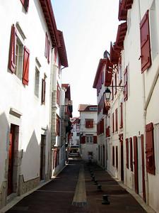 Saint Jean de Luz (beautiful old town)