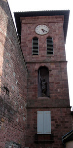 Cathedral (St Jean Pied de Port)