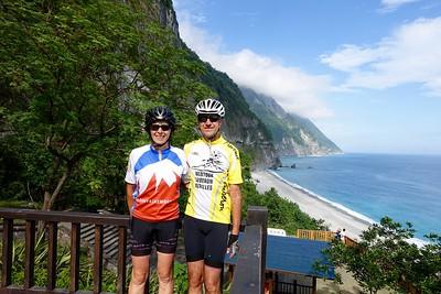 Bike Touring around Taiwan