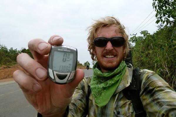 Scruff in Sumatra