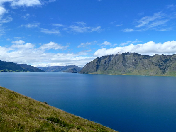 Lake Hawea, NZ (Feb 2011)