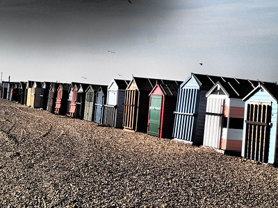 Hayling Island day trip