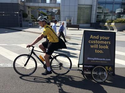 Biking Billboards