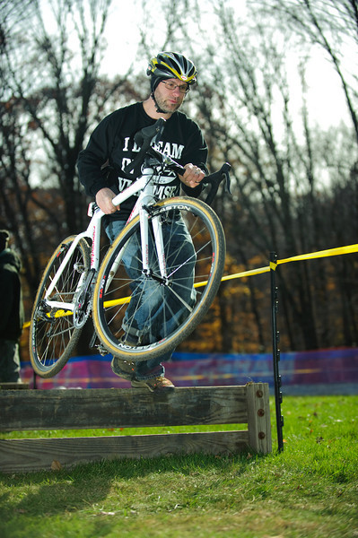 Horseshoe Scramble- NJBA CYCLOCROSS CUP #3