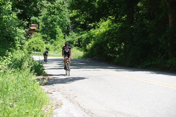 2013 NJ Highlands Gran Fondo Timed Section #3 Barrett