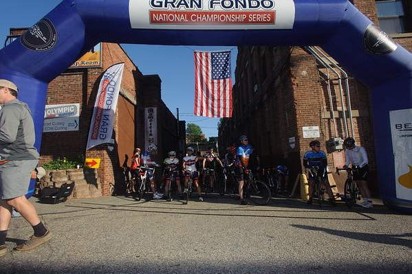 2015 Highlands Fondo Start