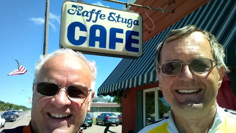 Kaffe Stuga, Harris, MN