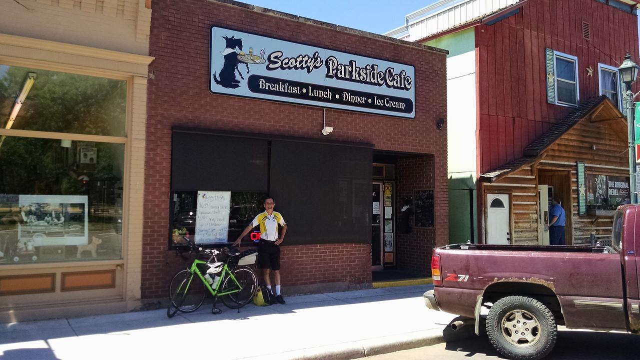 Scotty's Parkside Café, Pine City, MN