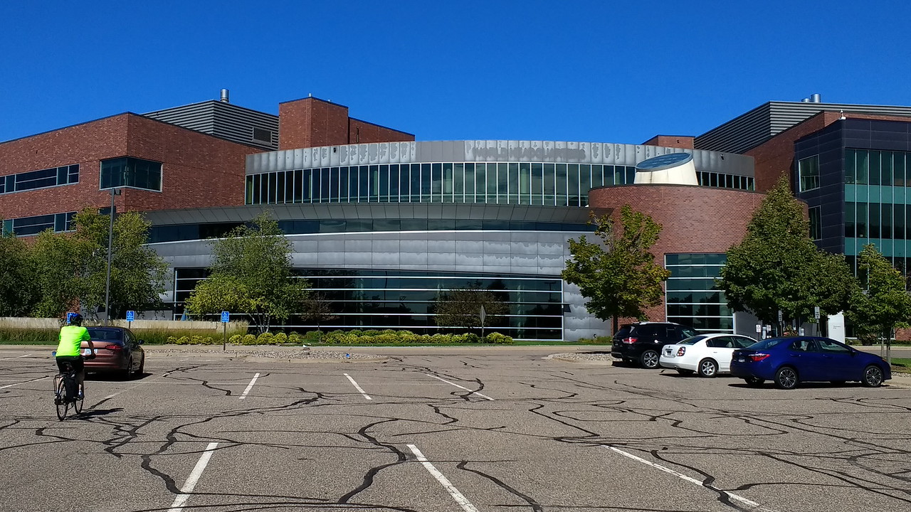 Former Imation World Headquarters