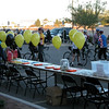 Sign in and release forms at the start at Focus Cyclery in Gilbert AZ