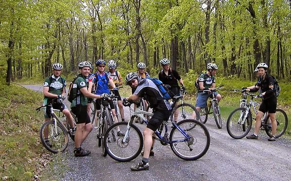 Biking 2005