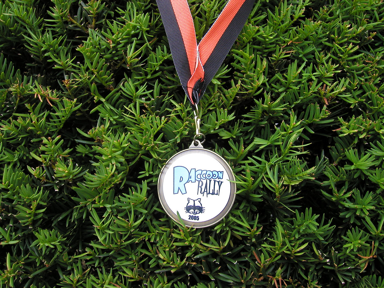 Here's the other side.......OH yea, I kinda forgot to mention......while I got 1st place in my age group.....I....a.....a.....was ..the only one in my age group....hows that for competition!! ......<br />     But as I said earlier, we ranked 41 & 42nd out of 138, so there were a whole lot of younger racers wanting to poke sticks in our spokes as we passed them.... Ha, Ha, Ha!!