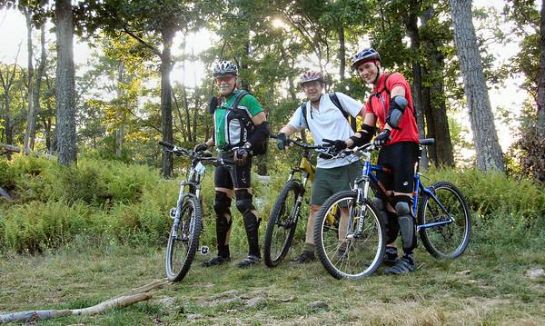 Tussey Ridge Trail - Jeff 9-20-07