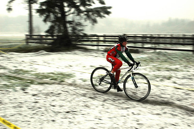 SCC#9 Cyclocross - Kelly Creek, December 2007