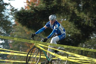 SSC#2 Cyclocross - Evergreen High School, October 2007