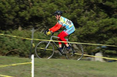 SSC#6 Cyclocros - Fort Flagler, November 2007