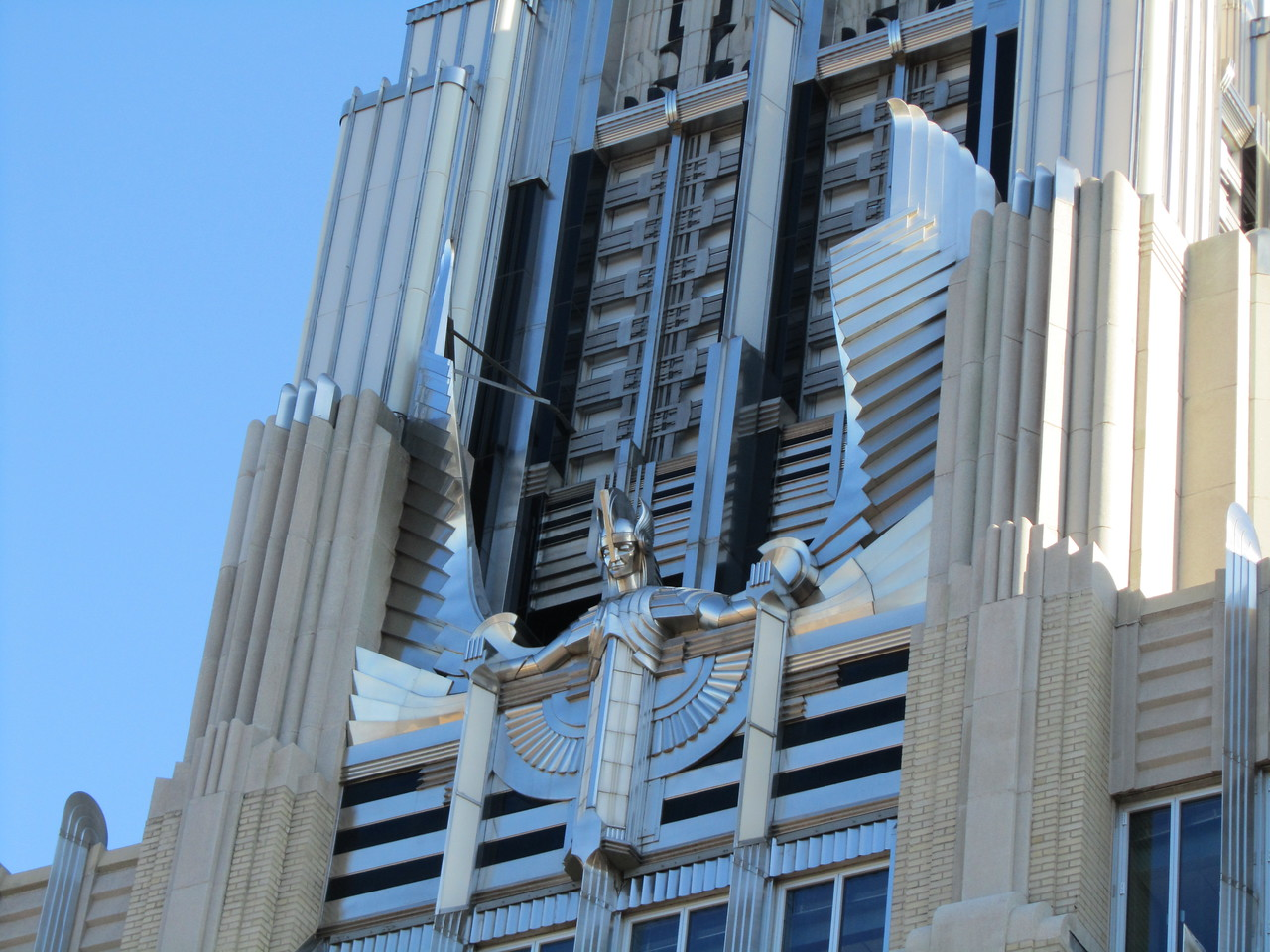 Awesome. We need more art deco.