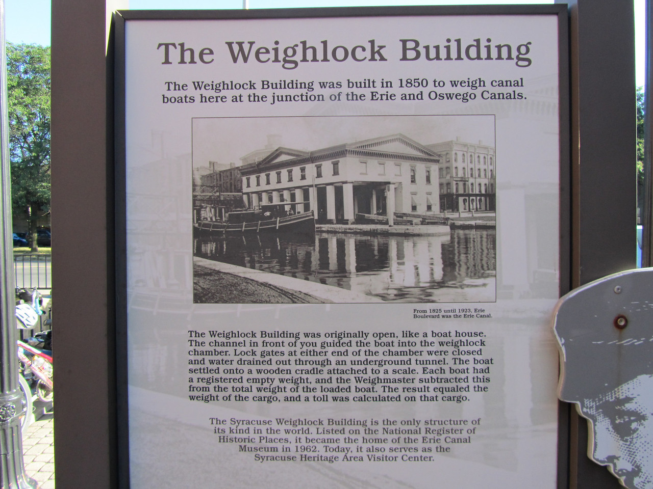 Weighlock bldg explained.
