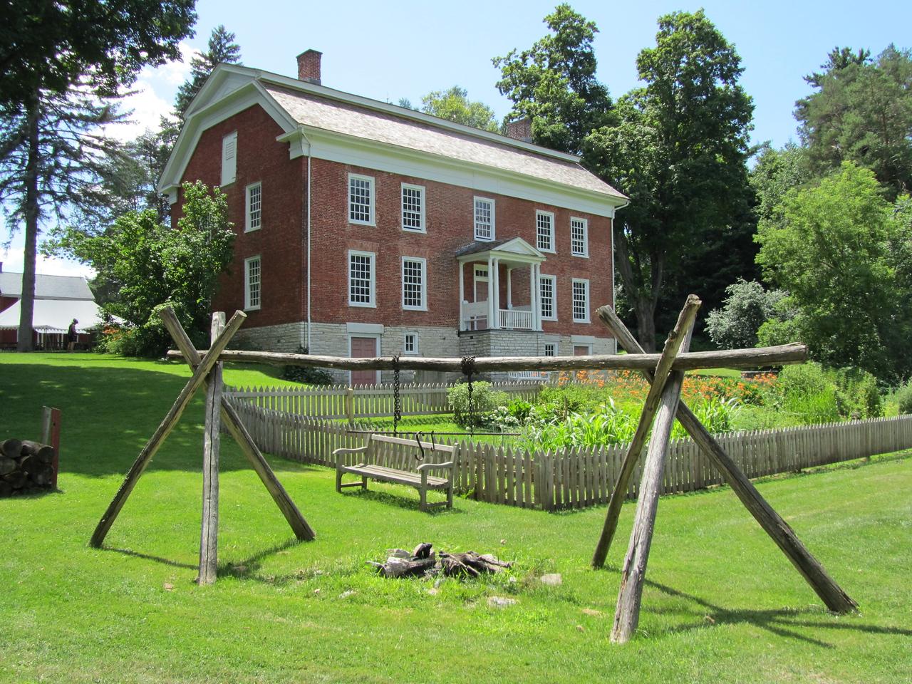 General Herkimer homestead.