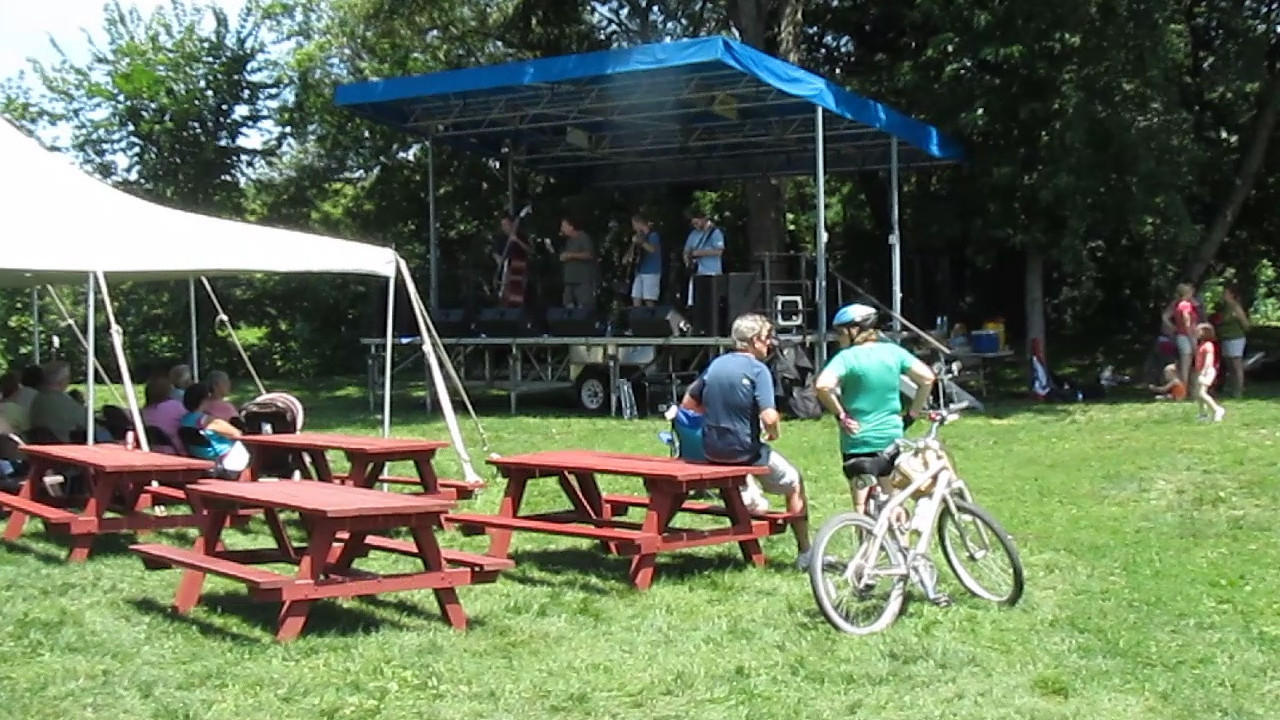 A video of the band in action.