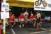 Registration tent, 2009 Golden Apple. 2009 Golden Apple