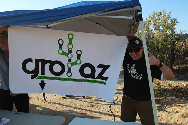 GroAZ SoMo bike event 3-10-2012
