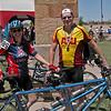 Two finishers from Mesa Arizona