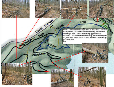3-16-11 Trail Damage Assessment