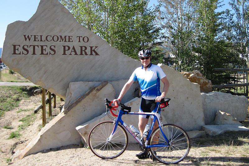 Welcome to Estes Park
