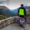 Top of Trailridge at the Alpine Visitors Center