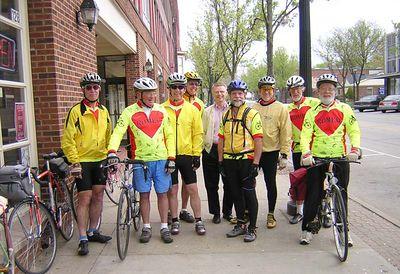 weekday riders