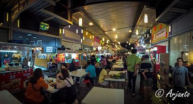 D-1: Sudirman Street Food Court